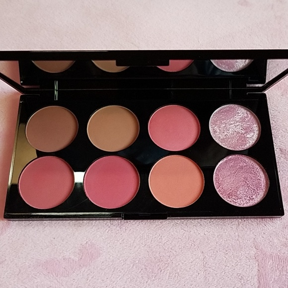 Revolution Ultra Blush Palette Sugar And Spice Nwt